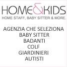 Home and kids agenzia che seleziona baby sitter, badanti e colf.