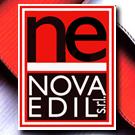 Nova Edil materiali per l'edilizia a Roma e nel resto dell'Italia.