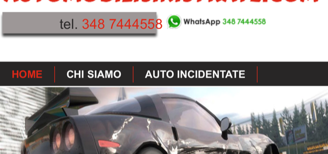 Automobili Incidentate