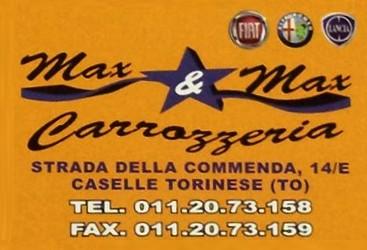 Carrozzeria Max e Max Caselle Torinese